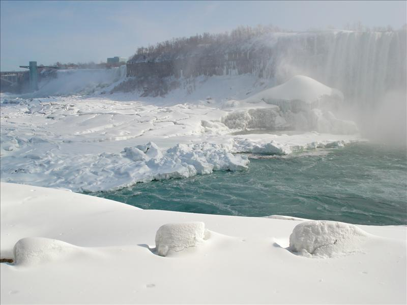 Waterfall of Niagara.3