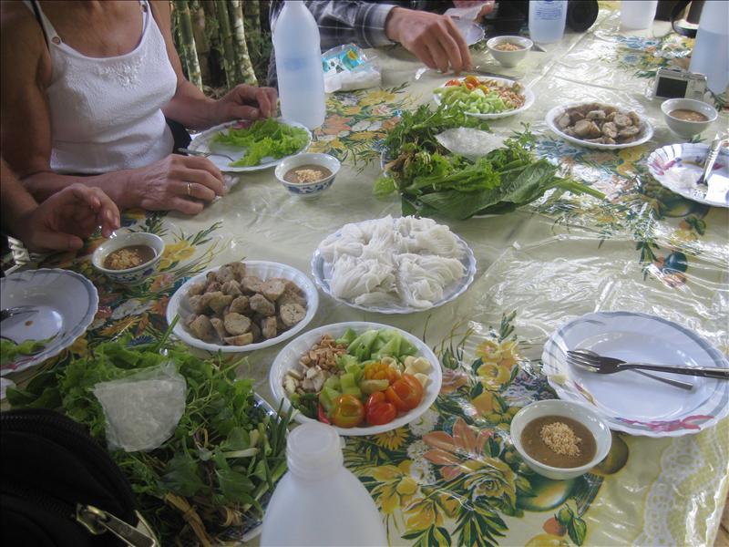 Lao picnic
