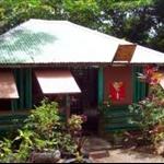cafees along the roadside