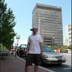 Asheville town trip
