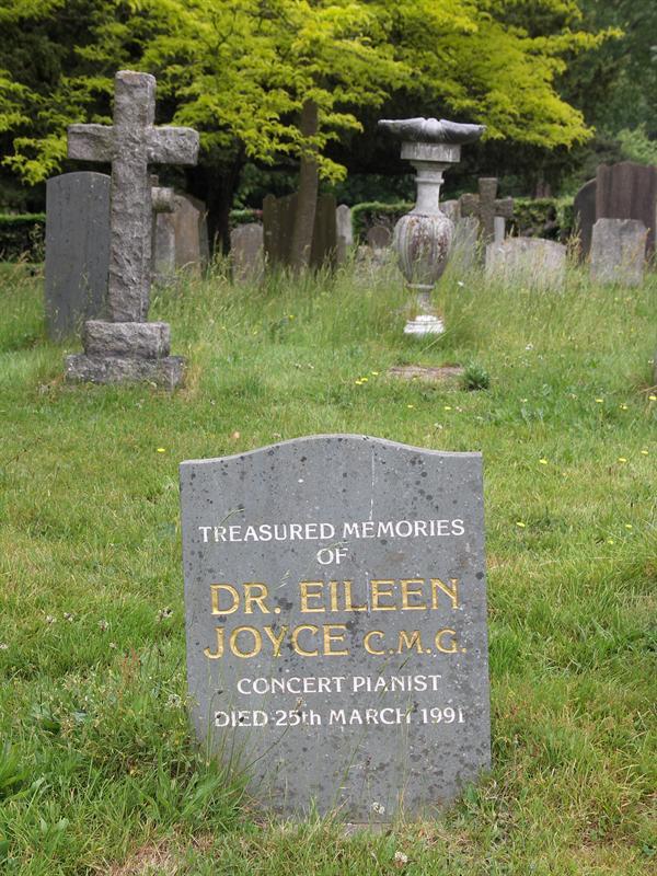 Dr Eileen Joyce