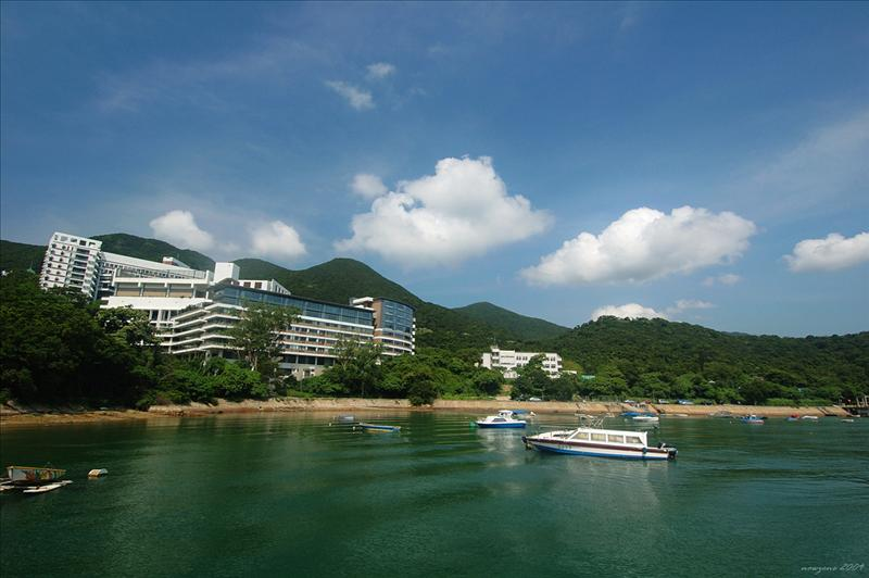 Tai Tam Harbour 大潭港