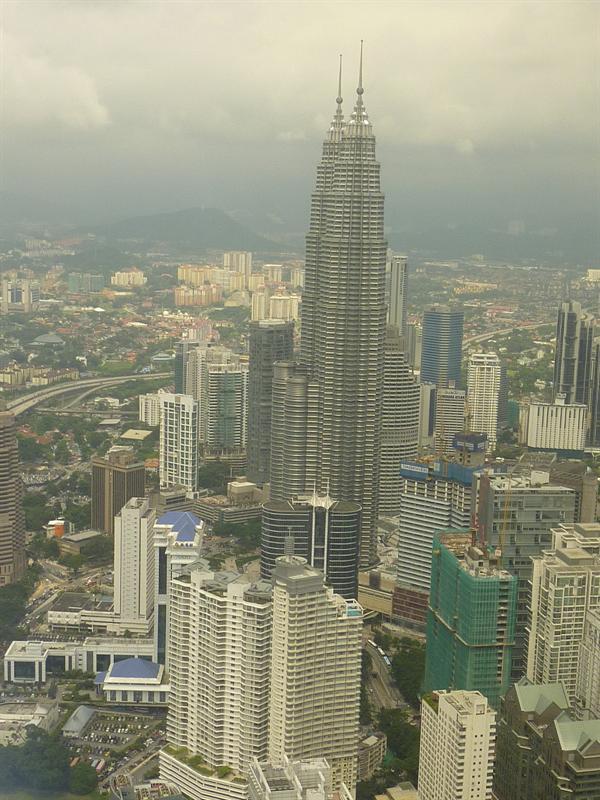 Petron Twin tower