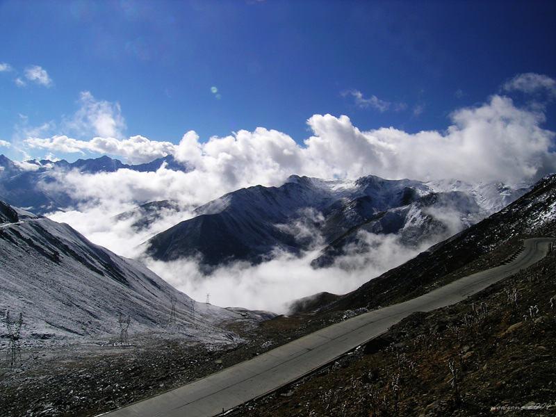Balang Mountain巴郎山