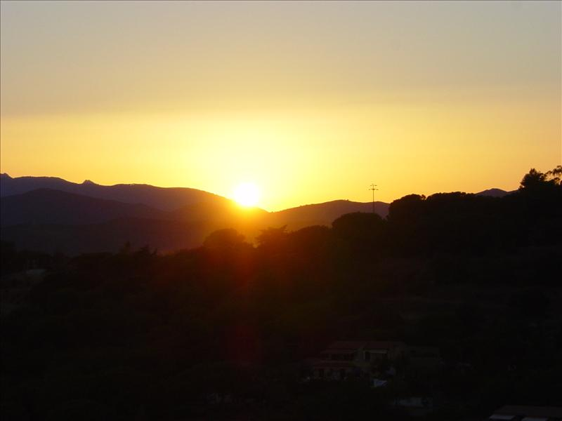 Sunset Elba
