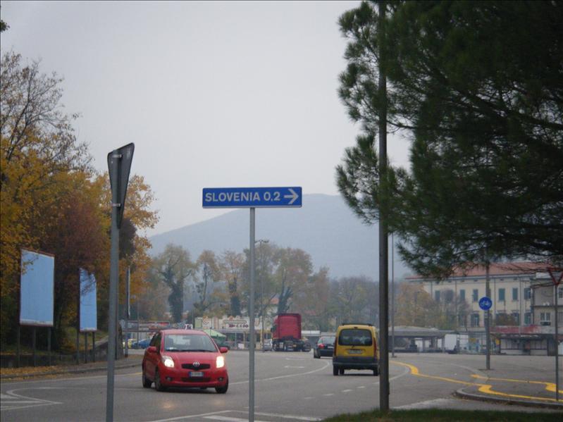 Slovenia!