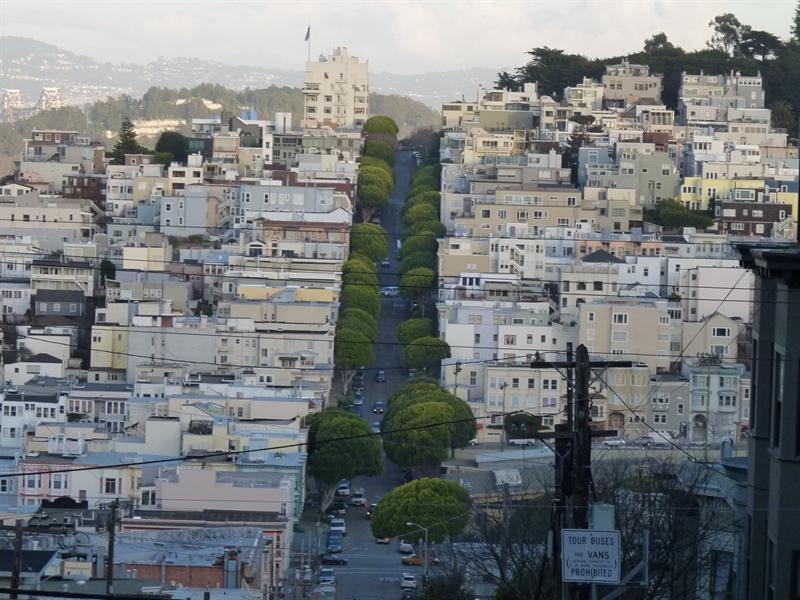 fameuses rues de SF