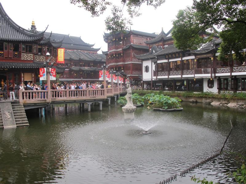 Yu Garden (豫 園 )