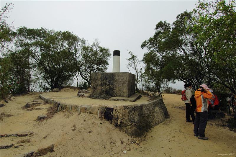五桂山Black Hill (Ng Kwai Shan)