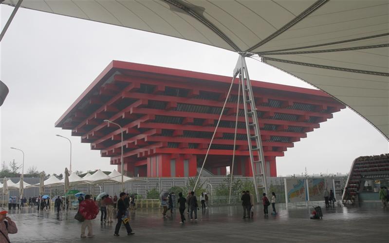 China Pavilion, 2010 Expo Shanghai, China