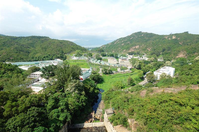 大欖懲教所 Tai Lam Correctional Institution