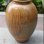 Loved this pot and glaze