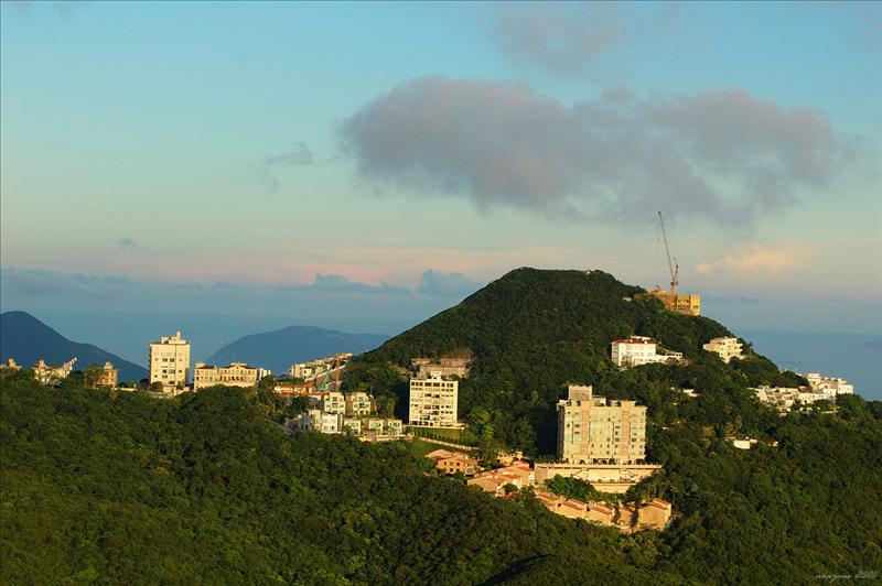 Mount Kellett 奇力山