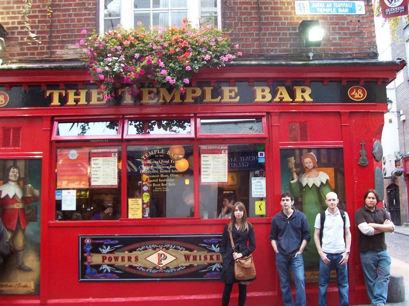 Temple Bar!