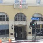 LA - Roosevelt Hotel, Hollywood Boulevard