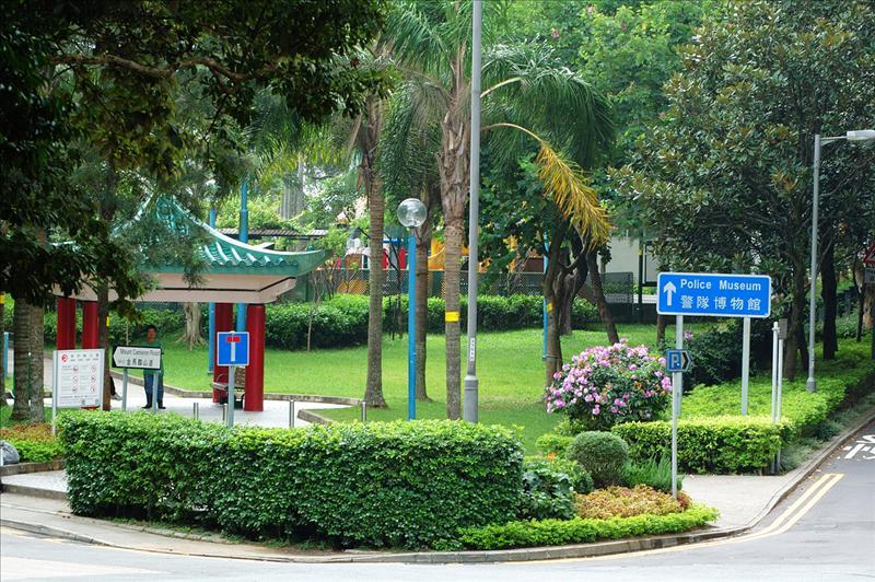灣仔峽 Wan Chai Gap