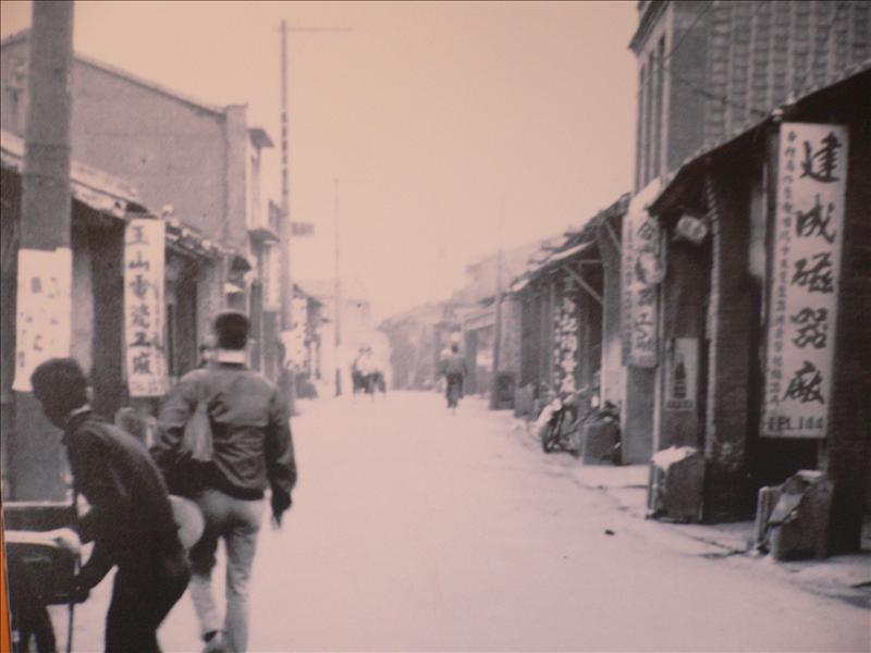 1971年的尖山埔路
