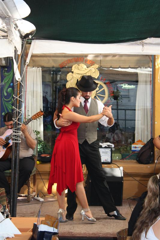 Get your tango on in La Boca...