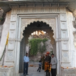 Castle Bijaipur welcome