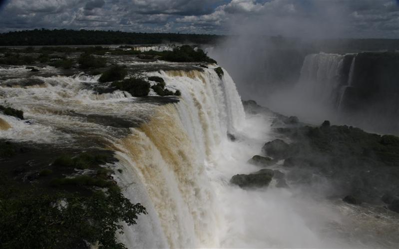 Iguazu Falls, Argentina & Brazil