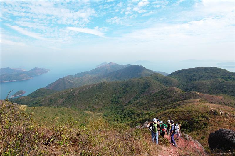 一起欣賞美麗的大自然景色