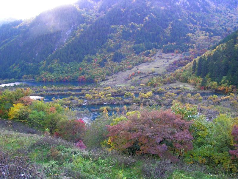 Shuzheng Falls (Shùzhèng Pùbù)樹正瀑布