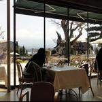 餐廳落地窗