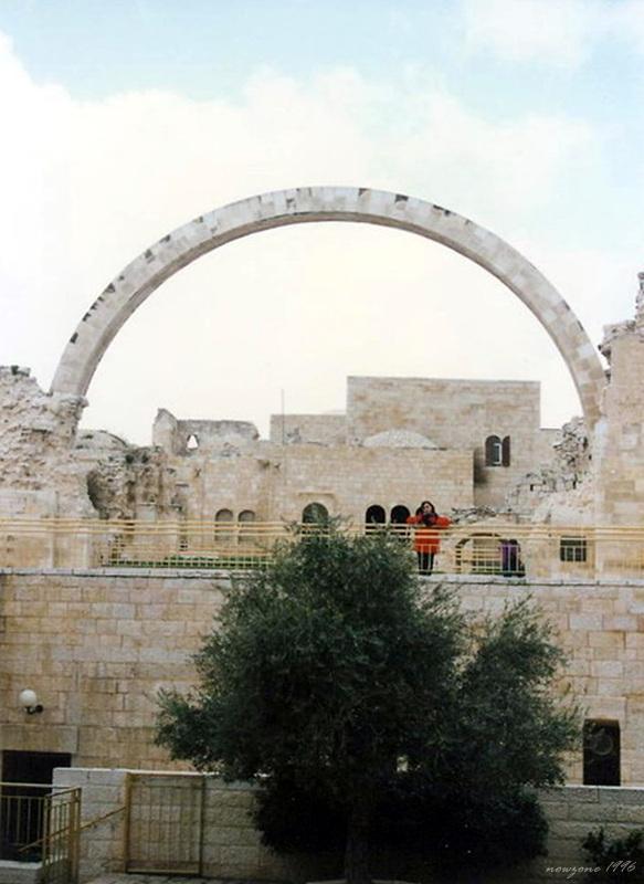 Zion Gate 錫安門