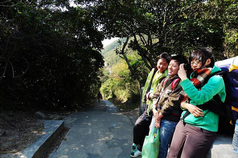 吹筒坳 Chui Tung Au