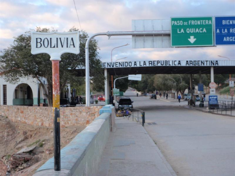 Into Bolivia we go...