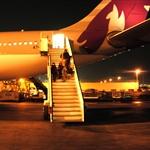 landing doha