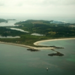 Tresco, blurred