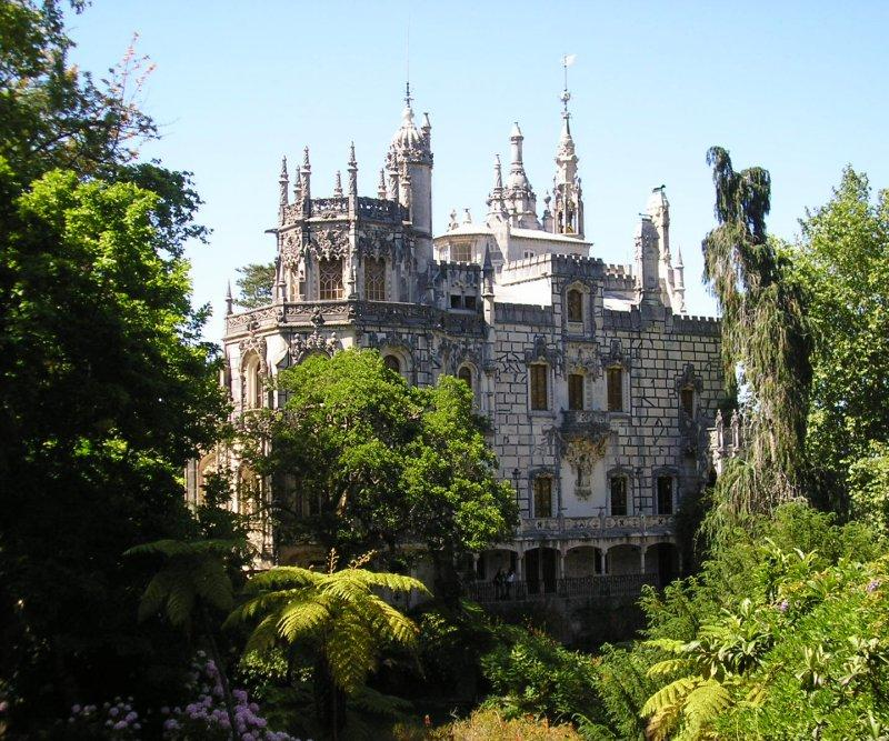 The Quinta da Regaleira....