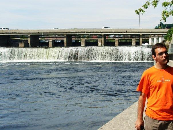 Me and Fenlon Falls