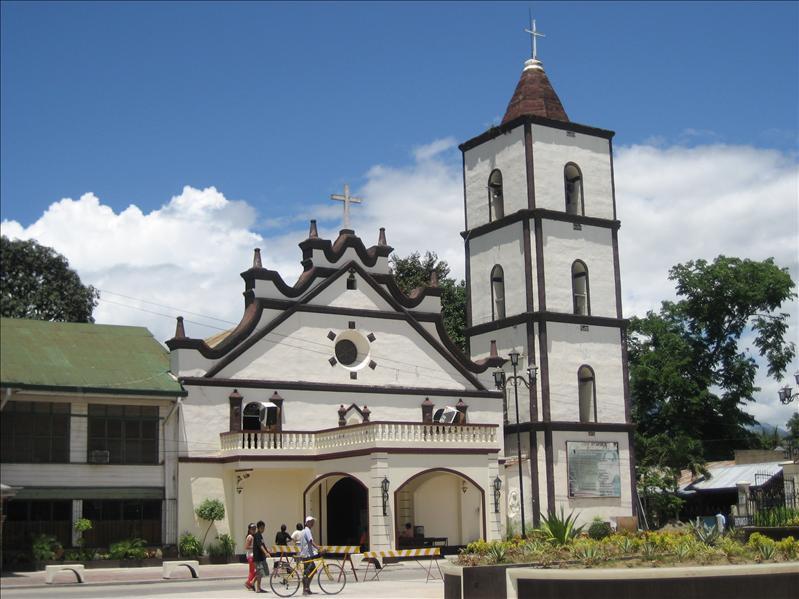 St. Catherine of Sienna (Bambang)