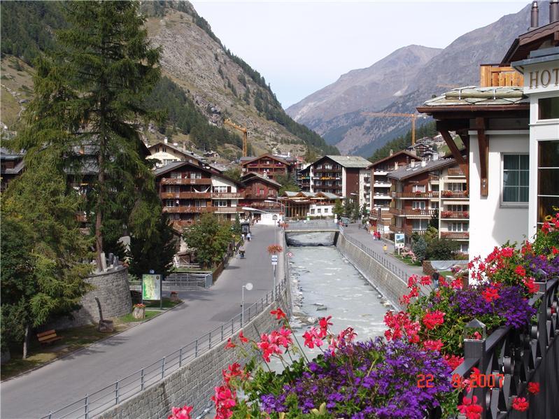 瑞士马特峰