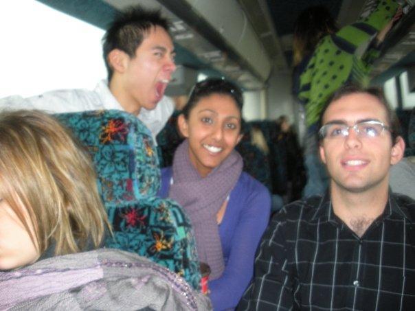 Gabriel, Smina and me