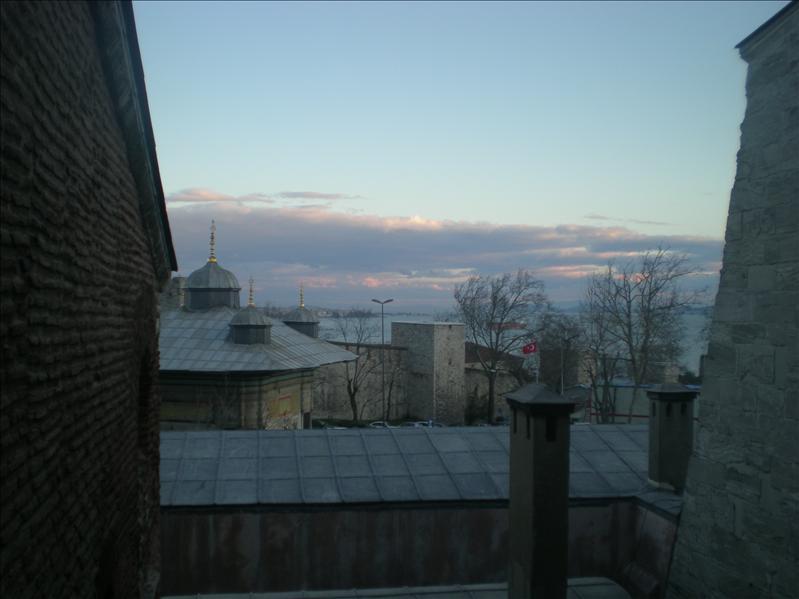 From Hagia Sofia