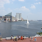 harbor area of baltimore