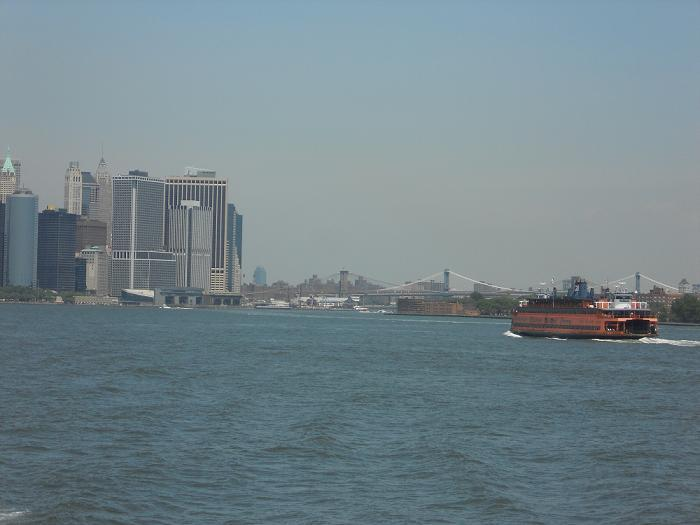 New York - Staten Island Ferry