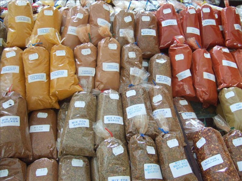 Kos Town - Indoor Market