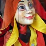 Puppet face