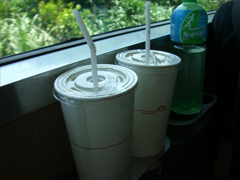瑞芳火車上