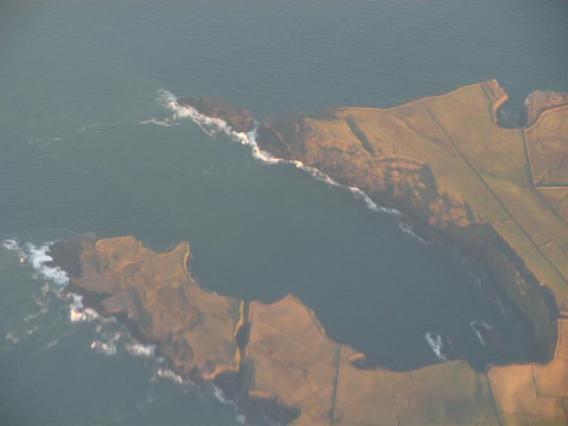 Some cliffs