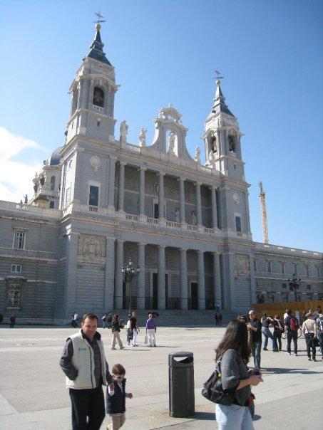 Cathedral De La Almudena