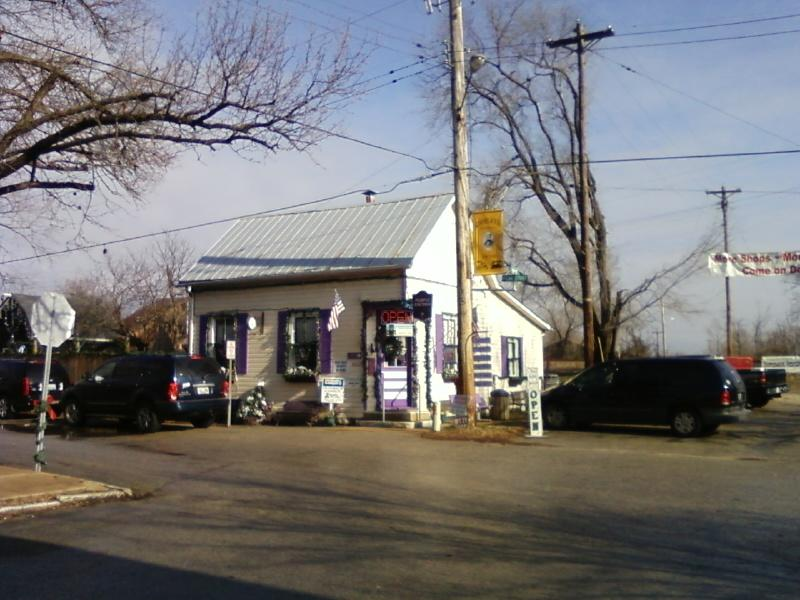 The Purple Junction gift shop