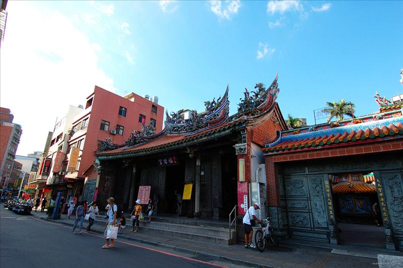 福佑宮 Fu You Temple