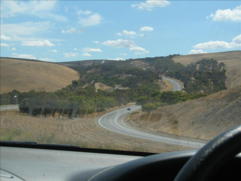 the pretty winding road