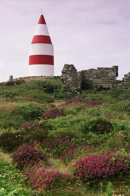 Daymark and Ruins of Napoleonic Signal Station