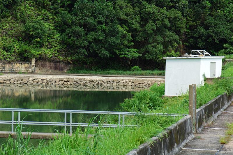 薄扶林水塘 Pokfulam Reservoir
